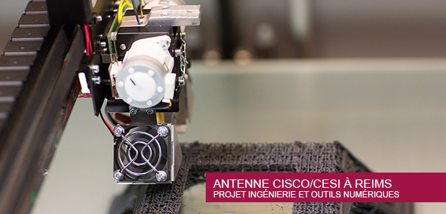 projet antenne cisco  cesi  u00e0 reims
