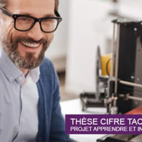 CIFRE PhD project funded by Tactile Studio